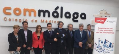 AEPOVAC presenta en Málaga el Manifiesto Español por las Valvulopatías