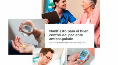 El mal control de las personas anticoaguladas aumenta su mortalidad un 2%